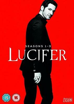 Lucifer - Season 1-3 [DVD] [2018], New, DVD, FREE & FAST Delivery