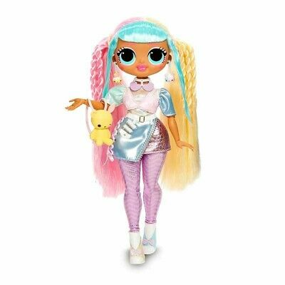 """LOL Surprise OMG CANDYLICIOUS 10"""" Fashion Doll Series 2 NEW IN BOX"""