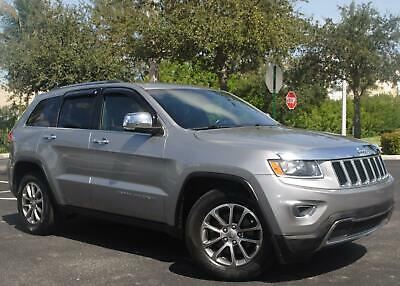 2015 Jeep Grand Cherokee Limited 2015 JEEP GRAND CHEROKEE LIMITED, 3.6L V6, AUT TRANS, EXTRA CLEAN, NO RESERVE.