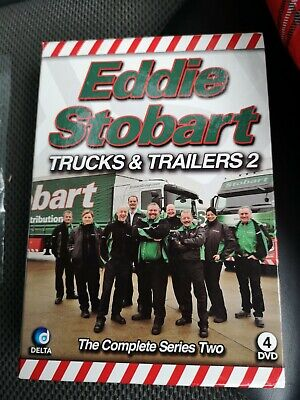 Eddie Stobart Trucks & Trailers The Complete Series Two Dvd Box Set (2011)