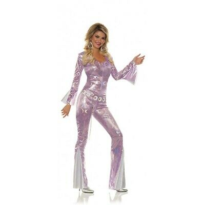 Chasing Fireflies Women/'s Size 10 M Details about  /70s Diva Costume ADULT Bronze Goddess