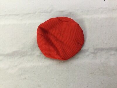 VINTAGE KEN RALLY DAY HAT 788 CASUALS RED CAP RED HAT 782