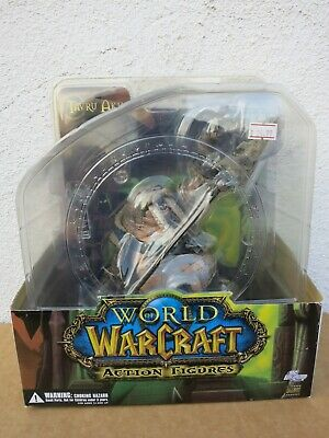 WOW World of Warcraft Series 4 Gangris Tavru Akua PVC Action Figure New In Box