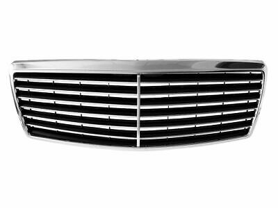 Calandre sport Barbecue Grille Grill Chrome convient pour FORD FOCUS II mk2 2004-08