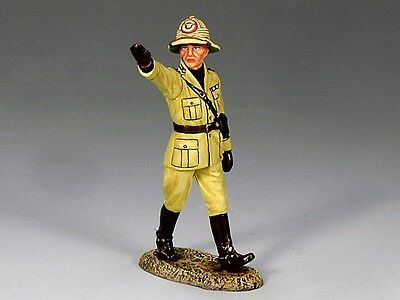 King /& Country MK094 Marching Crusader Bannerman RETIRED Mint in the Box