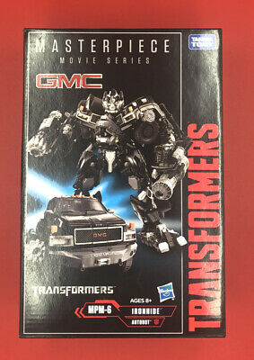 100/% Authentique Transformers Masterpiece MPM-06 Ironhide Takara USA vendeur