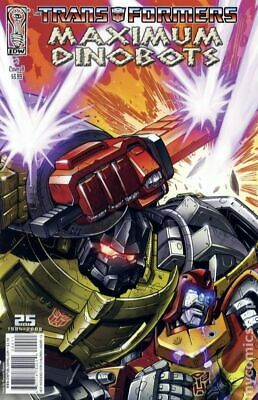 Transformers Maximum Dinobots #2A VF 2009 Stock Image