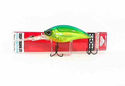 LOT 8X DUEL LONG CAST SHORT TAIL DEEP 60 F839 OWNER HOOK Fishing Lure ALL COLOR