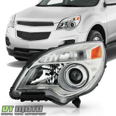 2010 Chevy Equinox LTZ Projector Headlight Headlamp Replacement Left Driver Side