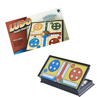 Ludo Magnetic Traditional Board Game Set Classic Kids/ Family Fun Game Adult Toy