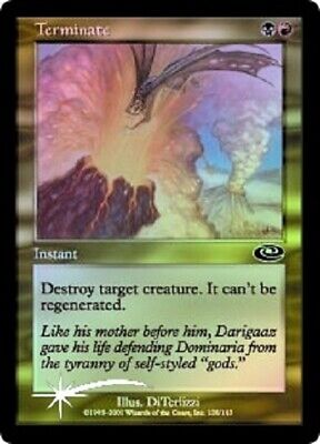 NM//MINT Planeshift FOIL Crosis/'s Catacombs FREE SHIPPING! MTG
