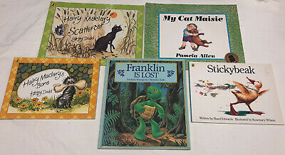 Hairy Maclary Scattercat Bone Stickybeak Lynley Dodd Pamela Allen Franklin Books