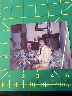 Shirtless Male Beefcake Hairy Chest Dude Briefs Gay Interest Hunk PHOTO 4X6 G573