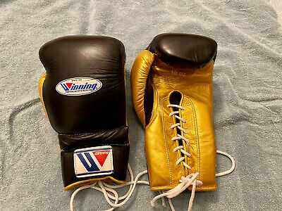 Reyes Winning,all Mexican Details about  /Campeon Professional boxing gloves 16oz like Grant