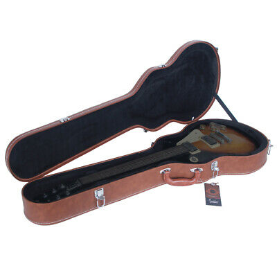 Glarry High Grade Electric Guitar Hard Case For Les Paul Cases Collection