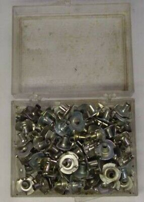 Zinc Plated Steel Tee Nuts