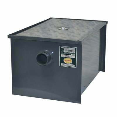 BK-GT-30 BK Resources 30 Lbs Grease Trap