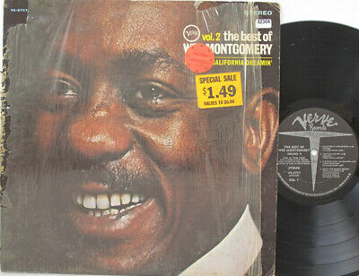 WES MONTGOMERY LP, The Best Of Wes Montgomery Vol.2 (VERVE US Issue)