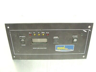 Nyad MA-140N Moisture Analyzer Controller / Display - No Sensor Included