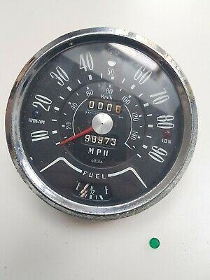 NEW TRIUMPH GT6 SPITFIRE HERALD SPEEDO CABLE