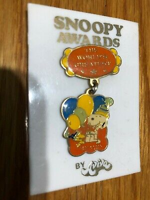 Vintage Snoopy Jewelry Snoopy more. Belle by Aviva pins Award Pin