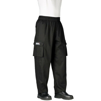 Chefwear Chef's Cargo Pants - Large