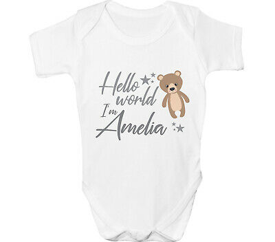Pregnant in lockdown I don/'t think mummy and daddy took social distance seriously Baby sleepsuit Quarantine
