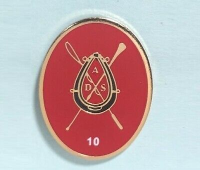The American Driving Society, Inc. (ADS) 10 year Pin,  Equine,Horsemanship