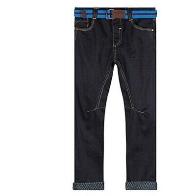 Ted Baker Boys Jeans with belt set. Trousers  / Pants. 12 Years. Designer. Bnwt