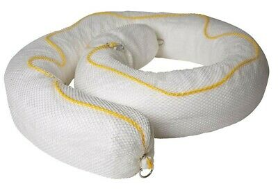 4 x Lubetech Marine Use Spill Absorbent Boom 30 L Capacity, 4 Per Package