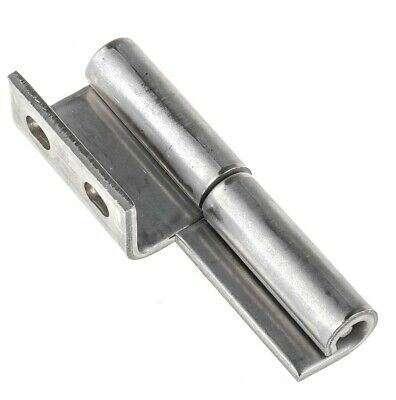 2 x Pinet Stainless Steel Concealed Hinge Screw, 80mm x 3mm