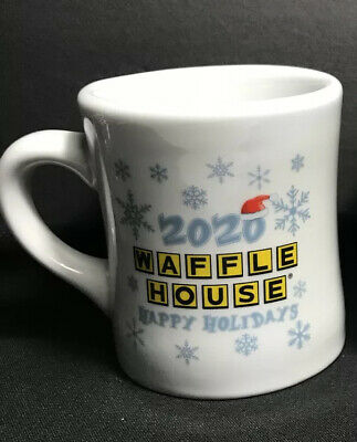 Waffle House 2020 Christmas Holiday Coffee Mug New