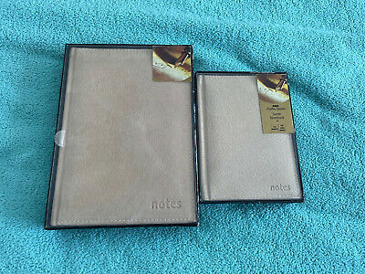 Extra Speecial Suede Note Books