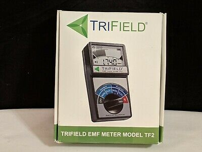 Trifield Electric Field Radio Frequency (RF) Field Magnetic Field Strength Meter