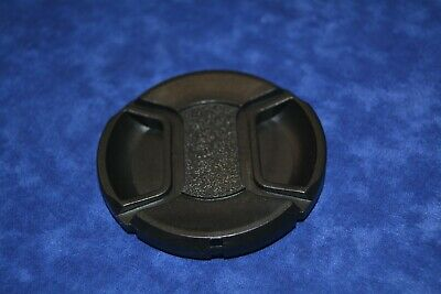 62mm Snap on Front Lens Cap for Canon Nikon Sony Cameras NEW