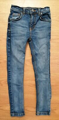 Boys TU Skinny Fit Jeans For Age 7 Years