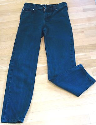 CHEROKEE - JEANS (skinny) - BOYS - BLACK - Adjustable Waist - Age 12 years