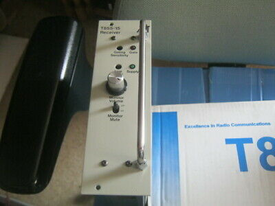 Tait Electronics Radio Base Repeater RX Receiver Module T855-15 (Ref 10/08/20)