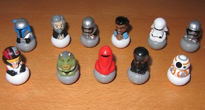 Star Wars – Rollinz Esse Lunga – Lotto 11 Personaggi