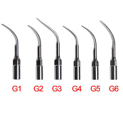 5*Dental Supragingival Perio scaling tips Fit EMS & WOODPECKER Ultrasonic scaler