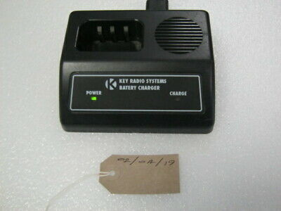 Key Radio Systems Charger Type 6070-0100 (Reference 02/04/2019)