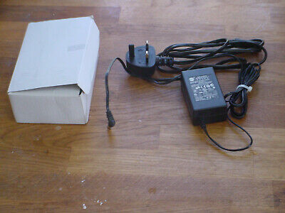 Power supply 12 volt 2 amp 2000mA Olfer S024DP1200200 boxed for Strand 100 Plus