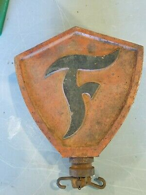 Firestone  Vintage Cast Iron Guage