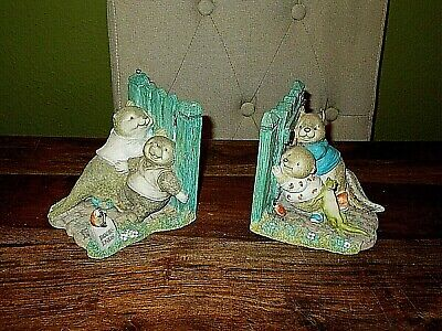 Oliver Otter & Friends Kate Veale Bookends 1997