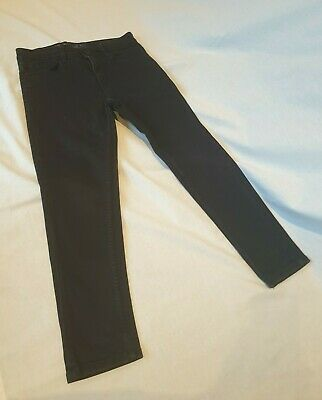 NEXT Boys Skinny black jeans age 10 years
