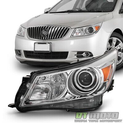 For 2010-2013 Buick LaCrosse Headlight Headlamp HID Model Only Left Driver Side