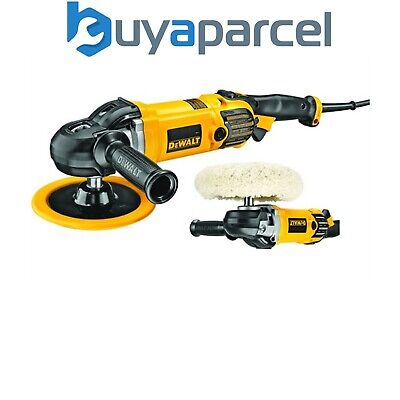 DeWalt DWP849X 250W Premium 150mm 180mm 230mm Variabile Speed Lucidatrice 240V
