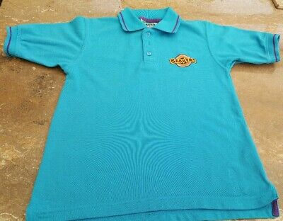 "David Luke Beavers Polo Shirt 28""/70cms"