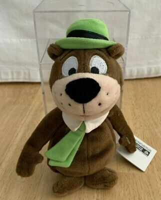 Warner Bros bean bag Yogi Bear - Excellent condition with tags attached