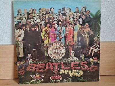 The Beatles Sgt. Peppers Lonely Hearts Club Band 1967 Vinyl Lp Mono